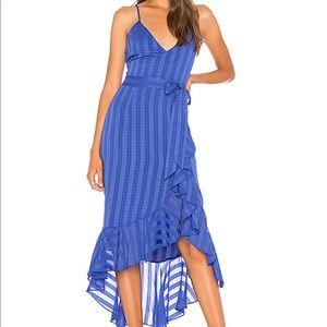 Lovers + Friends Bridget Midi Dress - size small